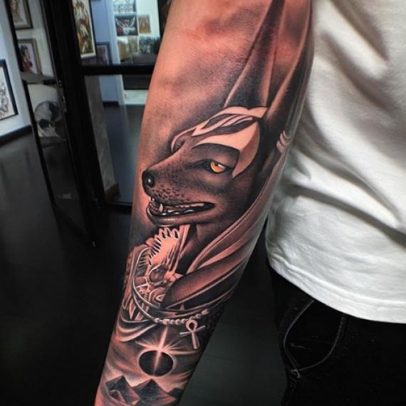 Tatuaje realismo sevilla